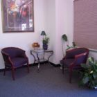 Client Reception Area